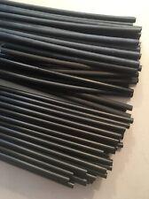 1/4 inch Black 4 ft Stick Heat Shrink 3:1 M23053/4-103-0 400 ft