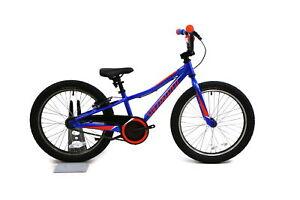 "Specialized RipRock 20"" Kid's Bike Single Speed Coaster / V-Brake Blue"