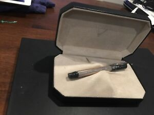 Visconti Rinascimento Stardust Grey Fountain Pen