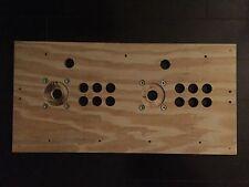 Killer Instinct 1 & 2 Arcade Wood Control Panel KI1 KI2 NOS CPO Midway