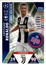 Champions League 18/19 - Karte 394 - Cristiano Ronaldo - Goal Machine