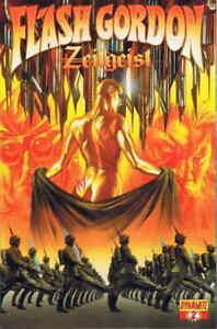 Flash Gordon: Zeitgeist #2A VF/NM; Dynamite | save on shipping - details inside