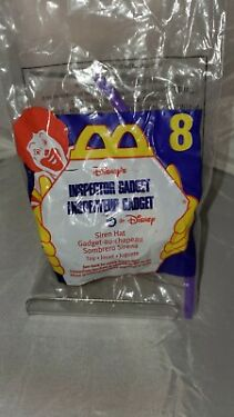 McDonalds Happy Meal Toy Inspector Gadget Siren Hat 1999 8