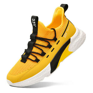 Men's Outdoor Sports Shoes Casual Athletic Running Tennis Gym Jogging Sneakers