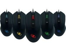 Rosewill NEON M57 Pro Gaming Mouse 4000 dpi RGB Backlit Optical Wired New Sealed