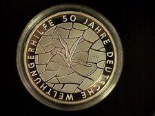 10 € Gedenkmünze 2012 PP Welthungerhilfe