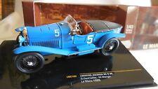 IXO 1/43 LORRAINE-DIETRICH B3-6 #5 COURCELLES MONGIN 24H LE MANS 1926 REF LMC105