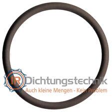 O-Ring Nullring Rundring 8,0 x 4,5 mm NBR 70 Shore A schwarz 10 St.