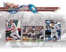 2018 Topps Series 1 - Baseball Card Master Set - Base + 5 Insert Sets 660 Cards