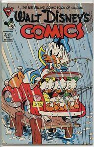Walt Disneys Comics and Stories 1940 series # 524 very good comic book