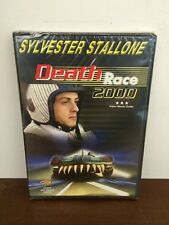 Death Race 2000 (DVD, 1998) Stallone, Carradine, Brand New Sealed!!!!!!!!