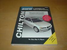BMW 3 SERIES E46 COUPE CONVERTIBLE Z4 Owners Workshop Service Manual Book Haynes