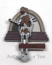 New 2015 Disney Star Wars Weekends Ev-9D9 Chaser Pin Droid Mystery Set Le 400
