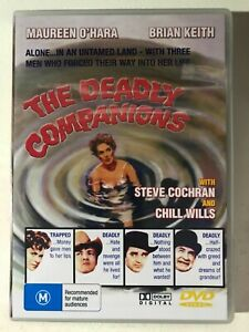 The Deadly Companions DVD (DISC 100% MINT) Movie