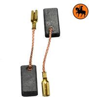 Spazzole di Carbone ATLAS COPCO GS500E macinino - 5x8x15mm - Con arresto auto