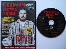 Maximum Metal Show DVD Juli 2011  _ Amorphis _ Iced Earth _ Arch Enemy _ Sabaton