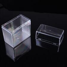 "Color Gradual Square Filter Box Transparent Case fr 10pc Cokin P series 4"" 100mm"
