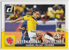 RADAMEL FALCAO 2015 Donruss Soccer International Superstars #41 Columbia