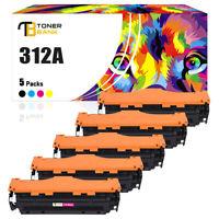 Toner Compatible for HP CF380A -3A 312A LaserJet Pro MFP M476nw M476dn M476dw