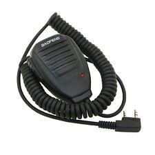 Baofeng UV-5R UV-5RA UV-5RE UV-5R PLUS Microphone Speaker hand-held microph S6E2