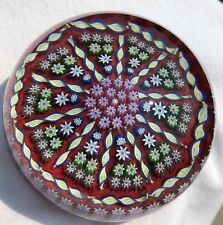 "2 7/8"" Perthshire Art Glass Paperweight"