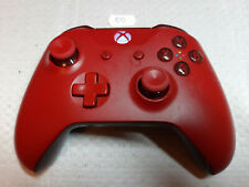 Official Microsoft Xbox One S 1708 Red Wireless Controller. 50