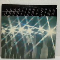 Shooting Star: Virgin 1980 LP Vinyl Stereo (Hard Rock) Recorded in England