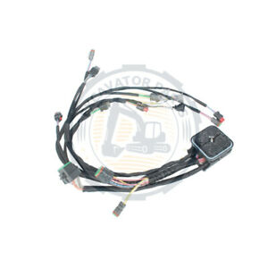 3239140 Wiring Harness 323-9140 Fits 336D E336D Engine C9 Excavator Parts