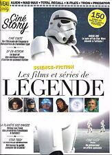 CINE STORY N°3 NOV.2016-JANVIER 2017  FILMS & SERIES DE LEGENDE