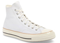 Converse CT AS HI 70 Suede Leather Men Shoes, White