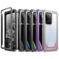 Poetic For Samsung Galaxy S20 Ultra Case, Dual Layer Shockproof Protective Cover