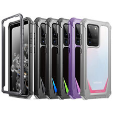 Samsung Galaxy S20 Ultra Case,Poetic Hybrid Bumper Shockproof Protective Cover