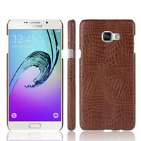 New Luxury Crocodile Snake Print Leather Cases Back Cover For HTC Models