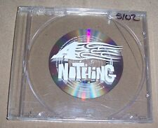 A - Nothing Hi-Fi Serious Pre Release Promotional CD 2002 - Rare!