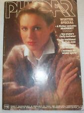 Phildar Magazine Winter Special Fluffy Knitwear No.63 040915R