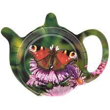 Butterfly Design Melamine Tea Bag Tidy Holder  LP93495