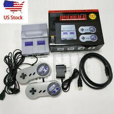 Super Mini For Nes Retro Classic Video Console Built-in 821 Games Dual Gamepad