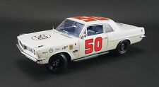 ACME 1963 Pontiac Tempest #50 Daytona Challenge Cup LE 228pcs  1:18*New!* NICE!!