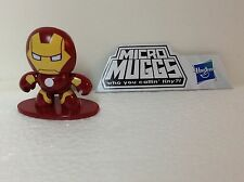 New Out of Package Marvel Avengers Assemble IRON MAN MICRO MUGGS SERIES 1 Red