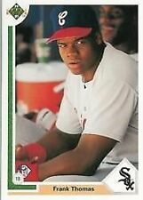 1991 Upper Deck Frank Thomas #246 Baseball Card