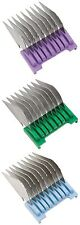 Moser Rex Professional Clipper 3 Stainless Steel Guide Combs 19mm, 22mm, 25mm