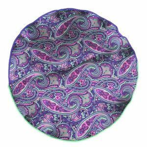 Lord R Colton Masterworks Pocket Round Violet Aftermath Silk  $75 Retail New