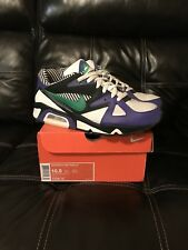 Nike Air Structure Triax 91 Lucky Green Purple