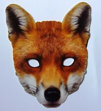 FOX Fantastic Mr Fox Animal Face Mask - World Book Day - 1st Class Post