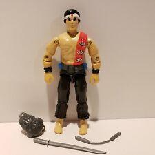 G.I. Joe ARAH 1985 QUICK KICK Action Figure Complete NEAR PERFECT MINT+++!!!