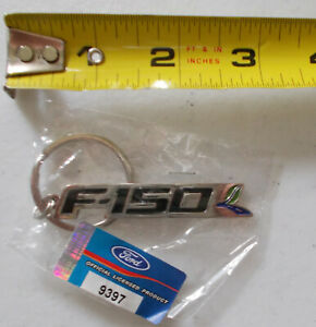 Ford F-Series EcoBoost Key Chain - Ford Licensed FREE SHIPPING !