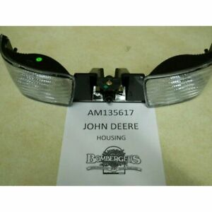 John Deere Headlight Housing - AM135617 - X485 X595 X720 X728 X748