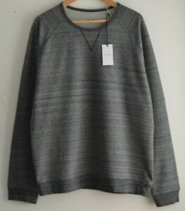 PAUL SMITH grey Cotton Jersey Lounge long sleeve top S M L XL