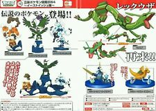 Yujin Takara Tomy Pokemon go 1/40 DP Zukan BW 04 Figure Full Set of 6 gashapons