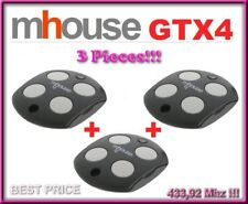 3 X Mhouse GTX4 remote controls. The new version of Mhouse TX4 / 3 pices!!!